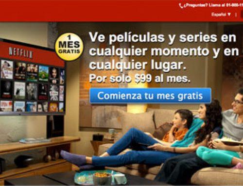 Netflix – #QuieromipaseNetflix